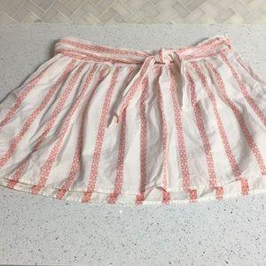 Old Navy Striped Skirt 8